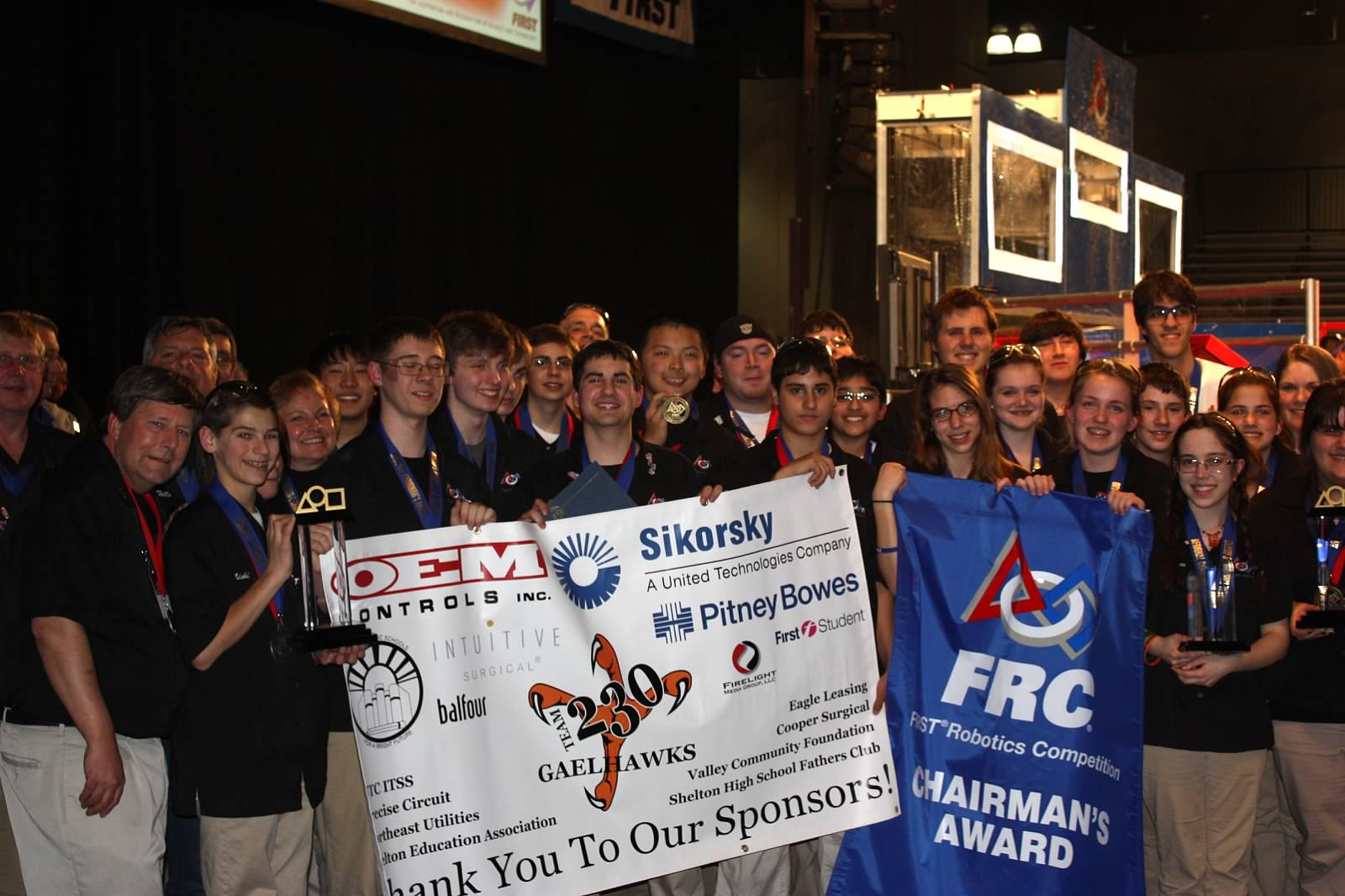 Shelton Robotics To Defend Title In New England ... The Shelton High School  ...