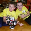 Shelton robotics tournament called �athletics for the mind�